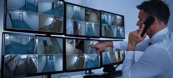 Unsere Spezialität: Objektüberwachung